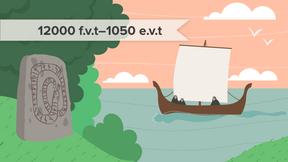 Forntid/vikingatid