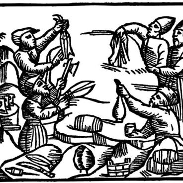 Migration och handel under Vasatiden