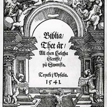 Kung Gustav och reformationen