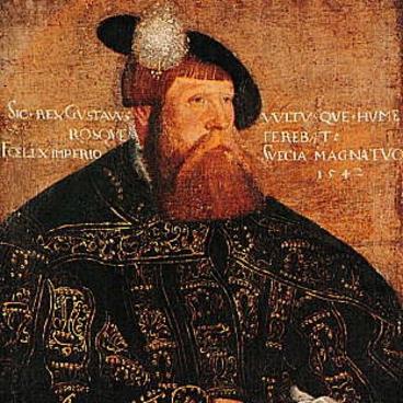 Gustav Vasas väg till makten